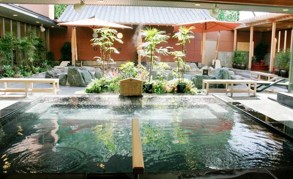 白川温泉チムジルバンスパ神戸